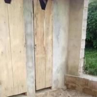 Bau Toilettenanlage